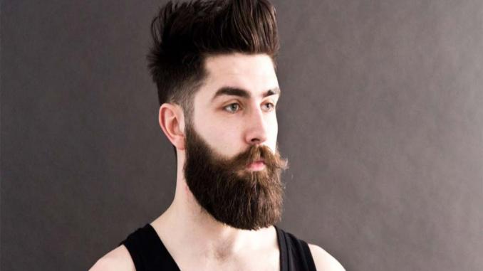 grow a Beard fast via beard oil
