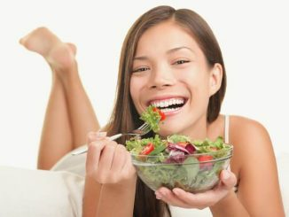80% of people do not know when and how to eat salad
