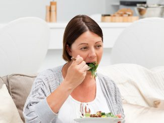 What is light food, why is it advised to eat it at night?